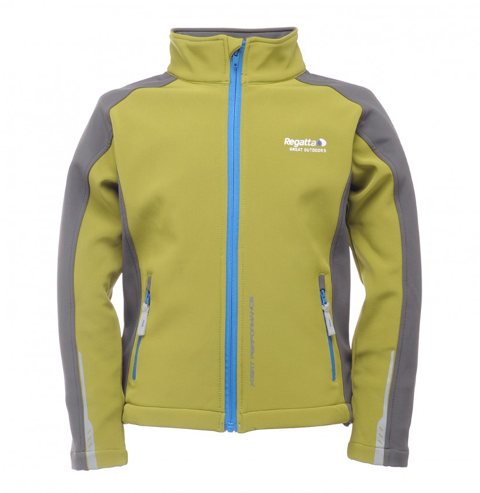 Regatta softshell bunda Broadcast Spring 12-13 let