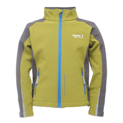 Regatta softshell. bunda Broadcast Spring 9-10 let
